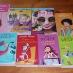 Lot de livres - genre féminin - Wolff, Kinsella ...